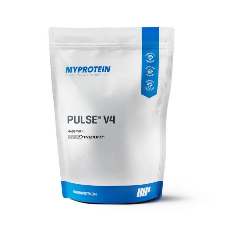 Test du pré-workout Pulse V4 de Myprotein