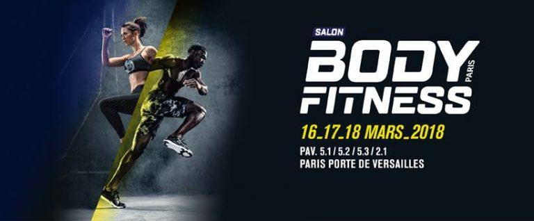Salon du body fitness 2018 à Paris