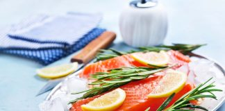 saumon aliment sain