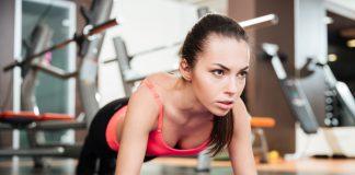planche abdos exercice