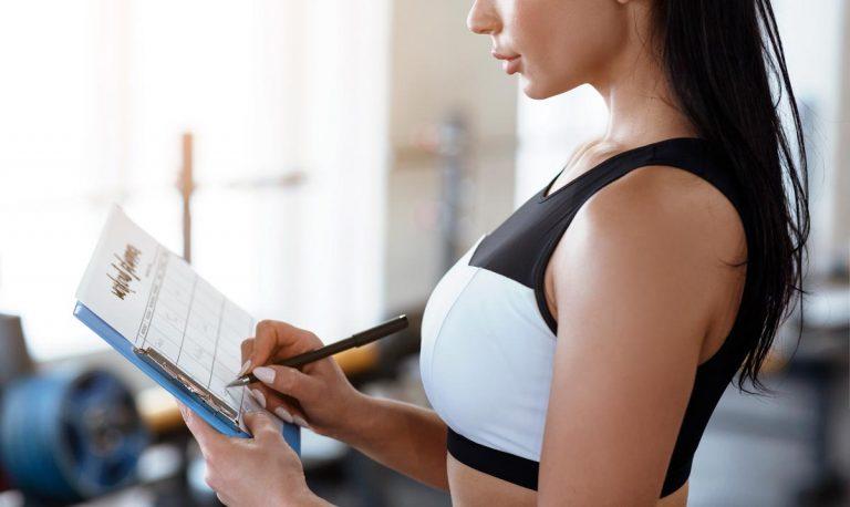 Programme de musculation SPLIT 4 jours par semaine